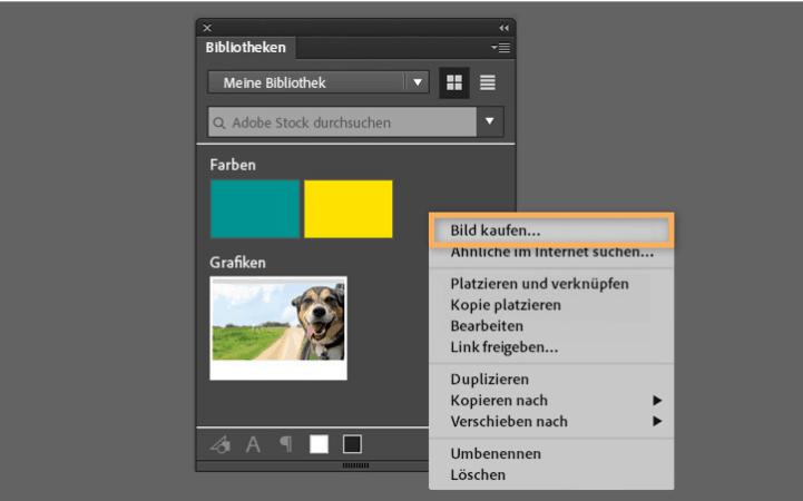 Adobe Stock beeldbewerking met Photoshop
