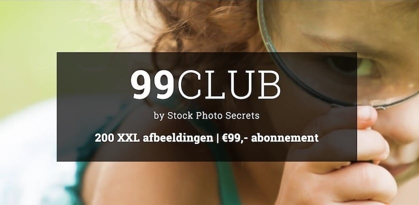stockfoto bewerken - 99club