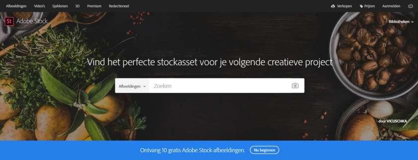 Adobe Stock afbeeldingen