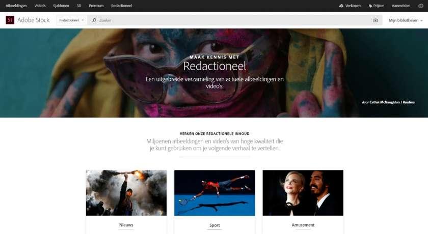 Adobe Stock redactioneel