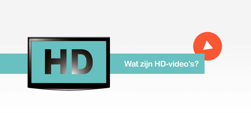 Wat zijn HD-video's