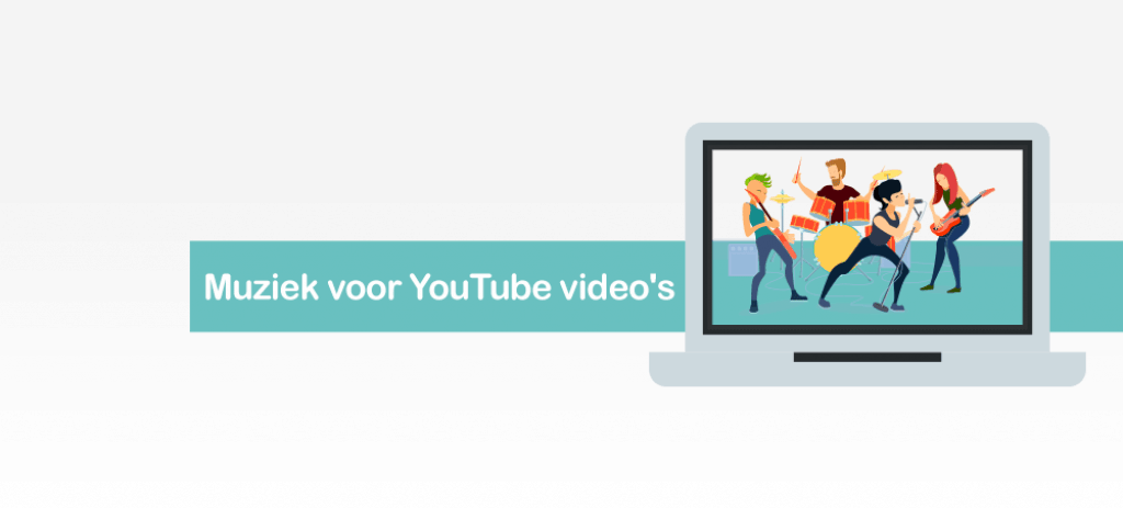 Muziek voor YouTube video's