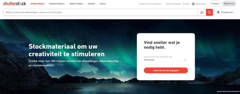 Shutterstock kortingscode 2020 – ontvang nu 15% korting! 1