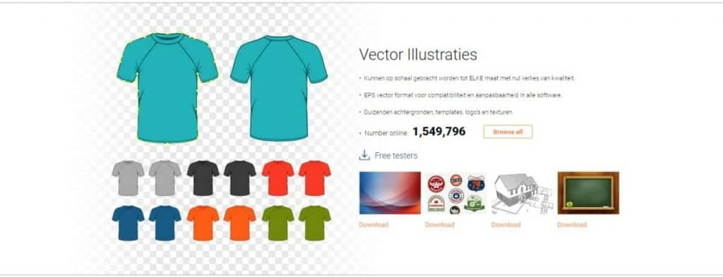 SignSilo vector illustraties