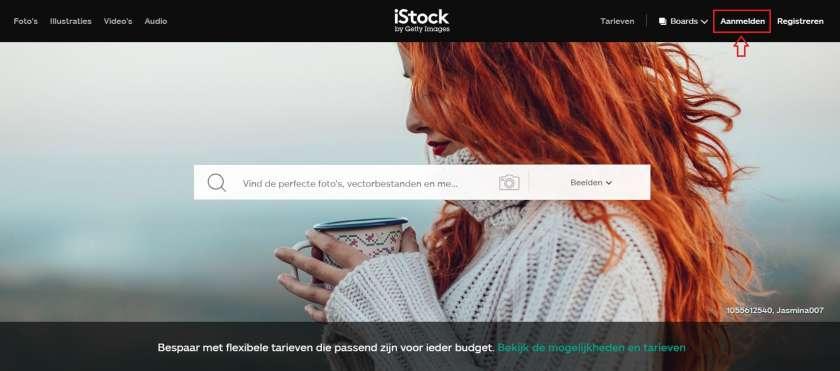 iStock gratis beeldmateriaal