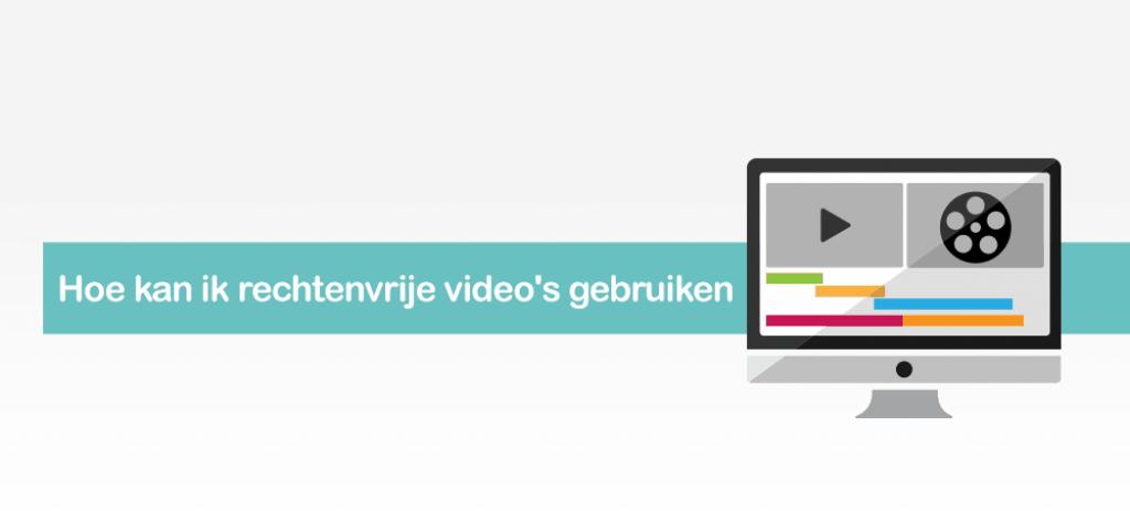 Hoe kan ik rechtenvrije video's gebruiken