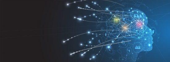Verbindingen signalen in een menselijk brein