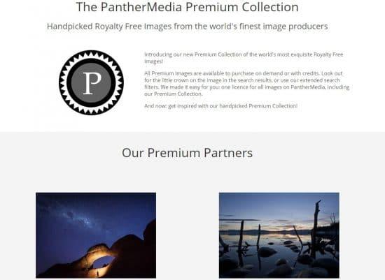 Panthermedia premium afbeeldingen