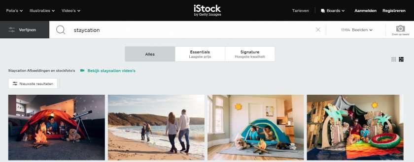 iStock Signature Collection premium afbeeldingen