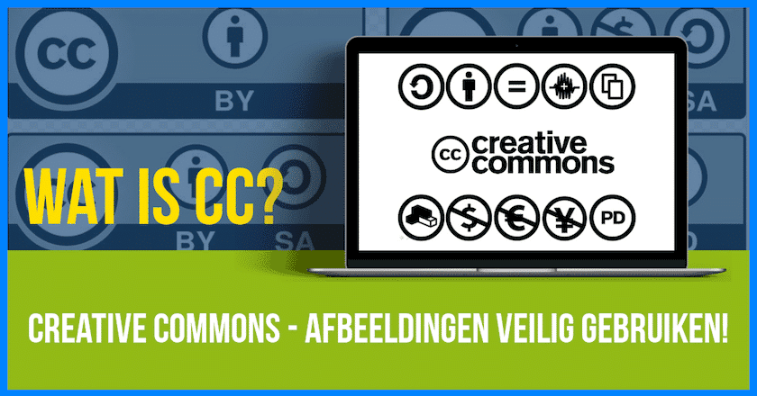 Wat is CC? Creative Commons-licentie - afbeeldingen veilig gebruiken! 1