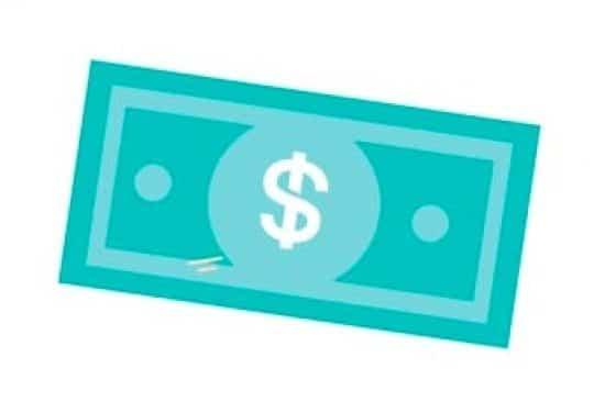 Credits kopen dollarbiljet
