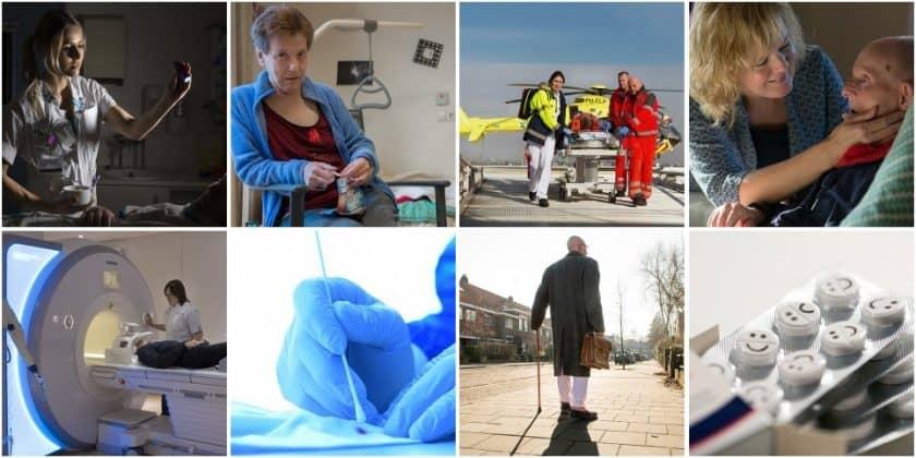 Zorginbeeld.nl medische stockfoto's