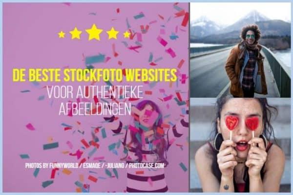 De beste stockfoto websites voor authentieke afbeeldingen