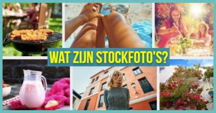 Wat zijn stockfoto's? Lees het hier! 1
