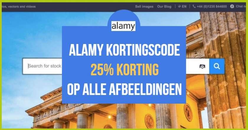 Alamy kortingscode – Nu [coupon_discount] korting op alle beelden! 1