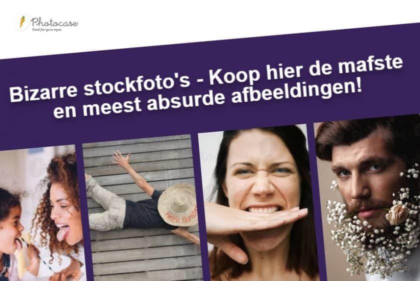 Bizarre stockfoto's - Koop hier maffe en absurde beelden! 1