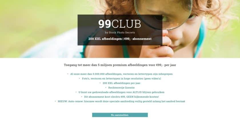 99club abonnement