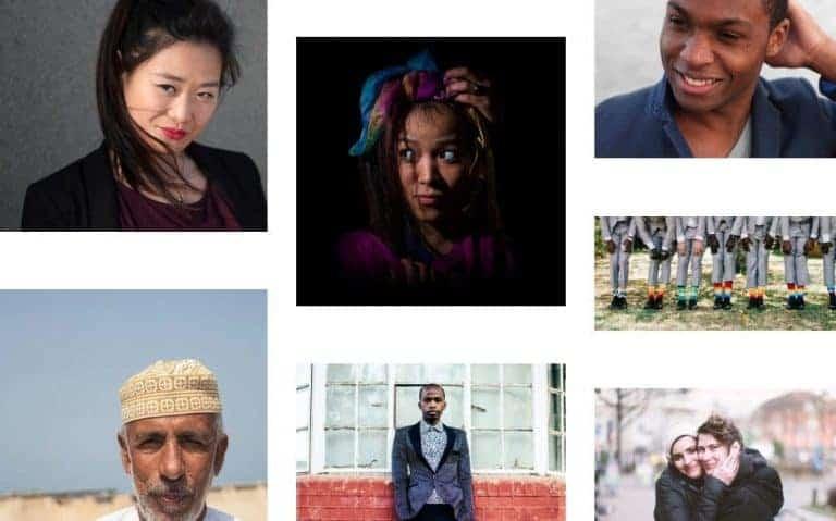 Photocase diversiteit afbeeldingen