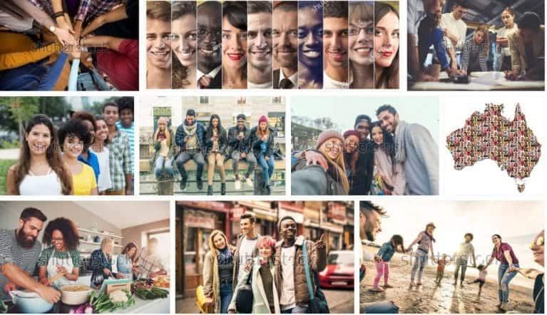 Shutterstock diversiteit afbeeldingen