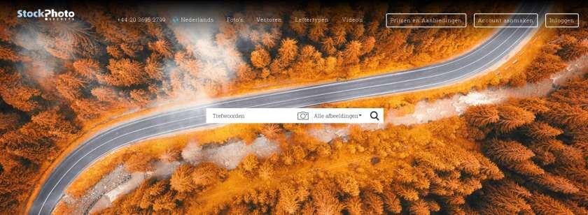 StockPhotoSecrets Shop website screenshot