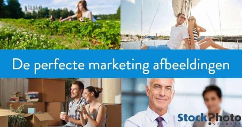 Kies de perfecte marketing afbeeldingen en visuele content! 1