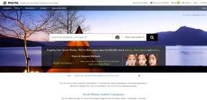Pixta screenshot website
