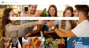 YAY Images screenshot website
