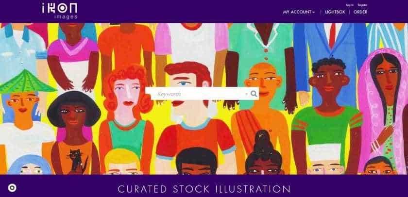 Ikon Images illustraties