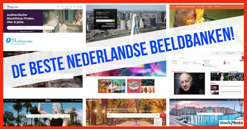 De beste Nederlandse beeldbanken en stockfotosites! 1