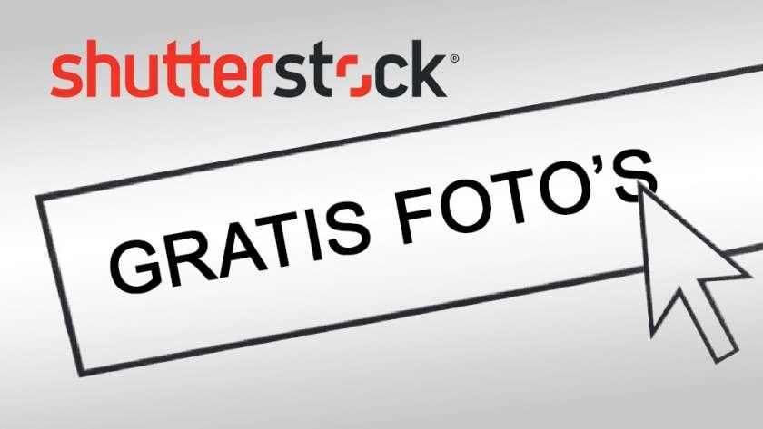 Shutterstock gratis foto's
