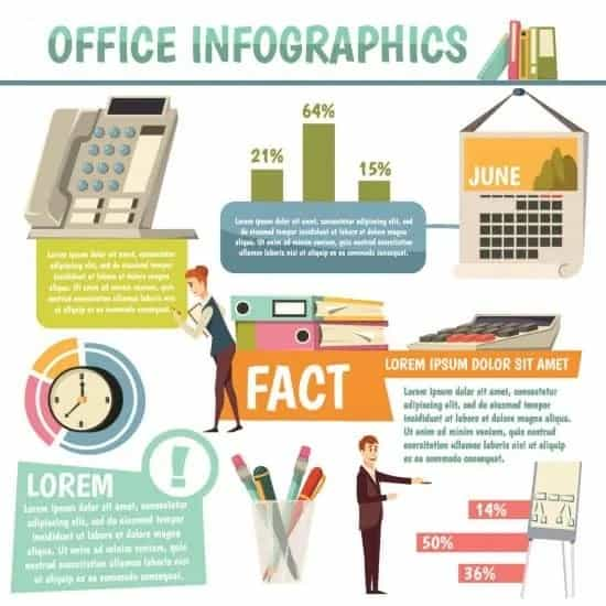 Business Infografische sjabloon