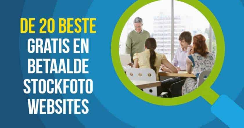 Beste stockfoto websites - overzicht