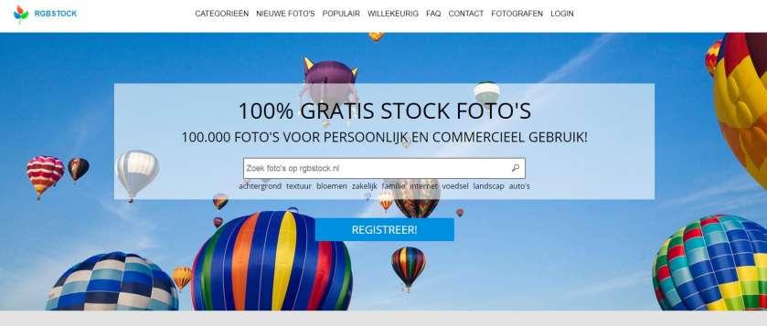 rgbstock screenshot website