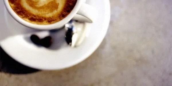 Luxe espresso Italiaanse koffie