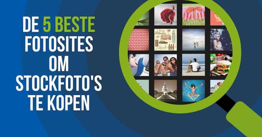 Online stockfoto's kopen - De 5 beste fotosites! 1
