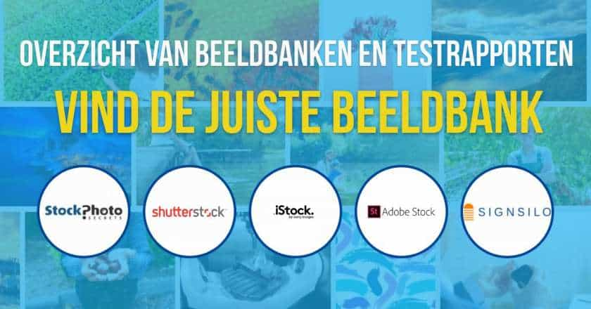 Beeldbanken en stockbureaus