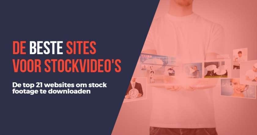 Stockvideo websites: De 21 beste sites voor stock footage! 1