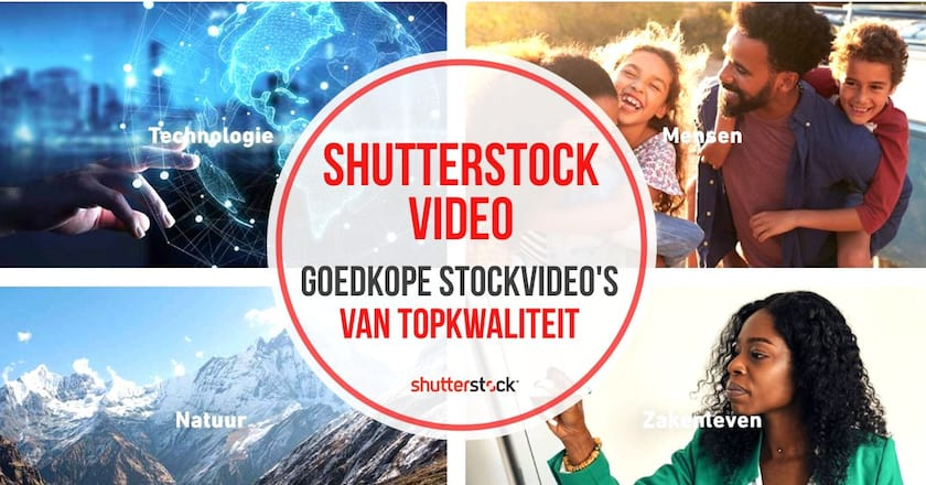 Shutterstock Video – Goedkope topvideo's! 1
