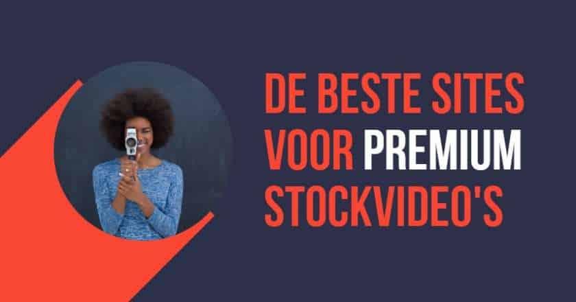 De beste stockvideo websites voor premium materiaal