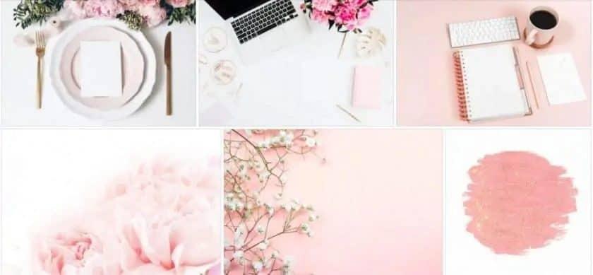Shutterstock gestileerde afbeeldingen