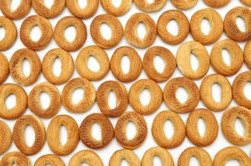 bagels patroon