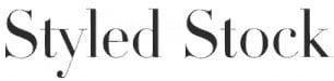 Styled Stock logo