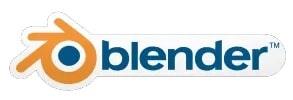 Blender logo gratis videobewerkers