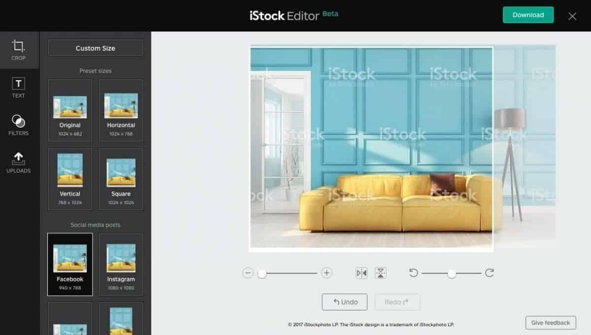 iStock Editor – de fantastische nieuwe ontwerpfuntie! 1