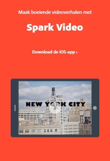 Adobe Spark Video