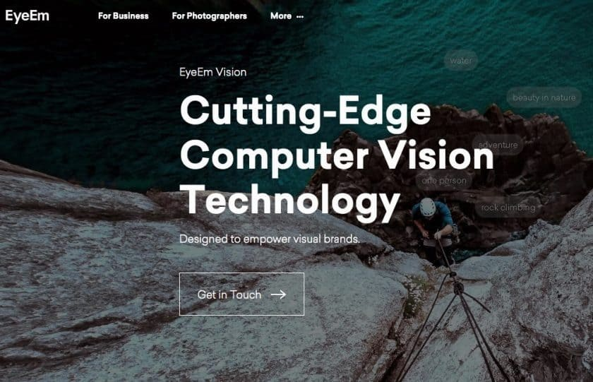 EyeEm Vision Technology