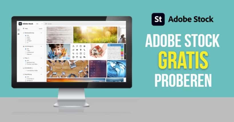 Adobe Stock foto's gratis 1