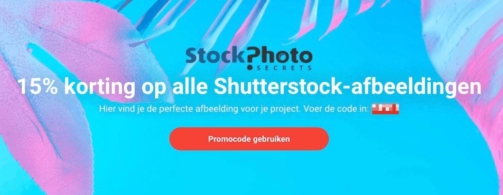 15% exclusieve korting op Shutterstock video's 1