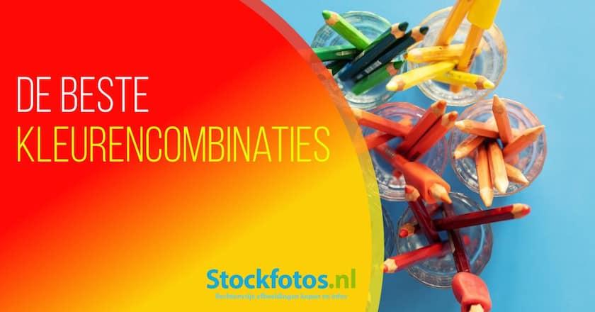 De beste kleurencombinaties voor merken (kleurenpsychologie) 1