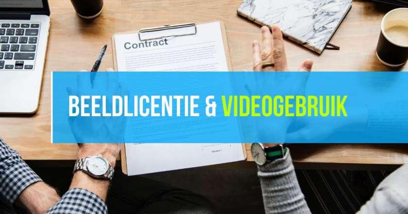 licenties voor stockfoto's voor video's
